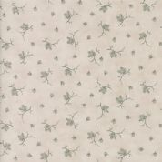 Moda Quill by 3 Sisters - 5616 - Butterflies Floral on Pale Beige - 44157 11 - Cotton Fabric